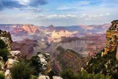 Vista del grande canyon Immagine Stock