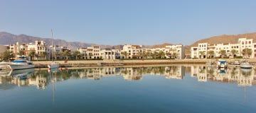 Vista del hotel selecto sifaway Imagenes de archivo