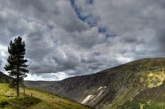Vista del lago superior. Irlanda fotos de archivo libres de regalías