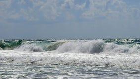 Vista del mar en verano fotografía de archivo libre de regalías