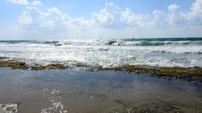 Vista del mar en verano fotos de archivo libres de regalías