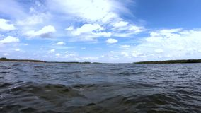 Vista del mar foto de archivo