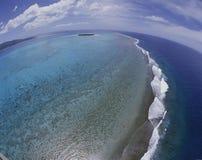 Vista del mare Fotografie Stock Libere da Diritti