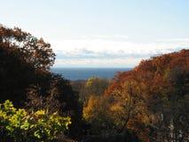 Vista del mare Fotografia Stock