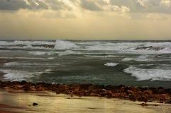 Vista del mare Fotografie Stock
