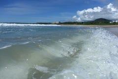 Vista del mare in Kenting Taiwan fotografia stock libera da diritti