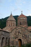 Vista del monastero di Dadivank Immagine Stock Libera da Diritti
