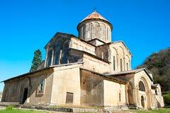 Vista del monastero di Gelati Immagine Stock