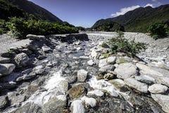 """Vista del mountain× asombroso """"de Nueva Zelanda foto de archivo libre de regalías"""