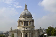 Vista del oeste del sur de Londres Inglaterra Fotos de archivo libres de regalías