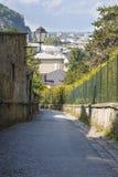 Vista del paesaggio di Innsbruck Immagini Stock Libere da Diritti
