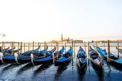 Vista del paesaggio di Venezia Immagine Stock Libera da Diritti