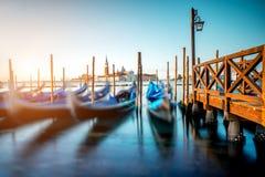 Vista del paesaggio di Venezia Immagine Stock