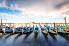Vista del paesaggio di Venezia Fotografie Stock