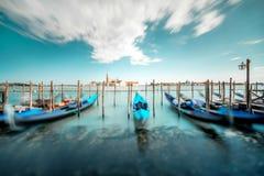 Vista del paesaggio di Venezia Fotografie Stock Libere da Diritti