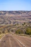 Vista del paesaggio naturale montagnoso Fotografia Stock Libera da Diritti