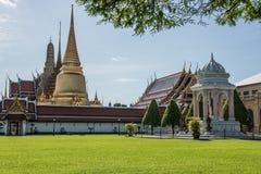 Vista del palacio magnífico Imagen de archivo