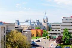 Vista del palazzo Fotografie Stock