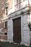 Vista del palazzo Scotti immagini stock libere da diritti