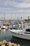Vista del porto Fotografie Stock