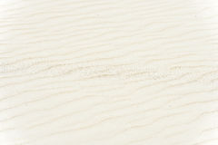 Fondo strutturato della sabbia molle. Colore beige. Immagine Stock Libera da Diritti