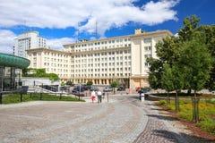 Vista del Rzeszow polonia Fotos de archivo libres de regalías