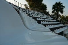 Vista del teatro abbandonata aria aperta in Turchia Immagine Stock Libera da Diritti
