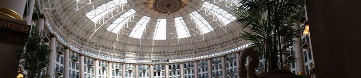 Vista del tejado Fotografía de archivo libre de regalías