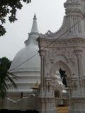 Vista del tempio Immagini Stock