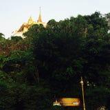 Vista del tempio fotografia stock
