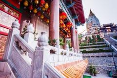 Tempio di Kek Lok Si fotografia stock libera da diritti