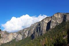 Vista del tunnel, Yosemite, parco nazionale di Yosemite Fotografia Stock Libera da Diritti