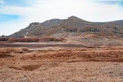Vista del valle de los reyes imagen de archivo