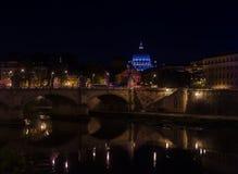 Vista del Vatican Imagen de archivo