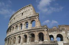 Vista delantera de Coloseum imágenes de archivo libres de regalías