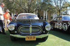 Vista delantera de Ferrari de los años 50 del vintage Foto de archivo