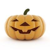 Vista delantera de Halloween Fotos de archivo libres de regalías