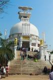 Vista delantera del giri de Dhauli foto de archivo libre de regalías