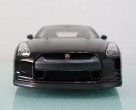 Vista delantera GTR de Nissan Imagenes de archivo