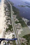 Vista-Delaware aéreo Fotografia de Stock Royalty Free