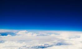 Vista dell'aria Fotografia Stock Libera da Diritti