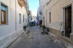 Vista dell'immagine dell'isola di Egadi fotografia stock libera da diritti
