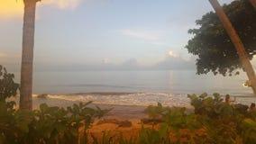 Vista dell'Oceano Atlantico Immagini Stock