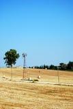 Vista della campagna a Velletri - Roma Immagine Stock Libera da Diritti