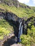 Vista della cascata di Caracol - Canela Fotografia Stock Libera da Diritti