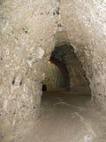Vista della caverna Fotografia Stock Libera da Diritti