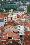 Vista della chiesa di San Nicola Fotografie Stock Libere da Diritti