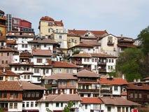 Vista della città Immagine Stock Libera da Diritti