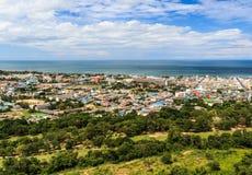 Vista della città del Hua-hin, Tailandia Immagine Stock