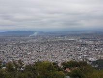 Vista della città del Salta Immagini Stock